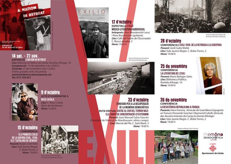 """CONFERÈNCIA · ELS PRIMERS EXILIS DE LA GUERRA CIVIL, 1936: """"ELS CATALANS DE GÈNOVA"""""""