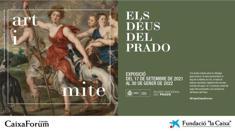 EXPOSICIÓ · ART I MITE. ELS DÉUS DEL PRADO