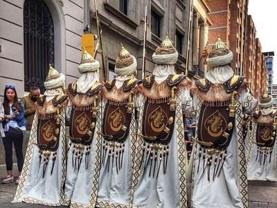 Festa de Moros i Cristians
