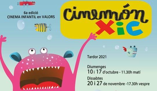 """CINEMÓN XIC"" · EL UNIVERSO EN MINIATURA DE NO-NO"