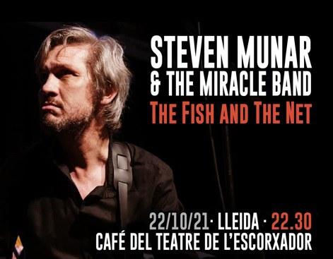 CONCIERTO · STEVEN MUNAR & THE MIRACLE BAND