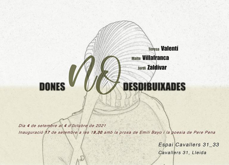 """EXPOSICIÓN """"DONES NO DESDIBUIXADES"""""""