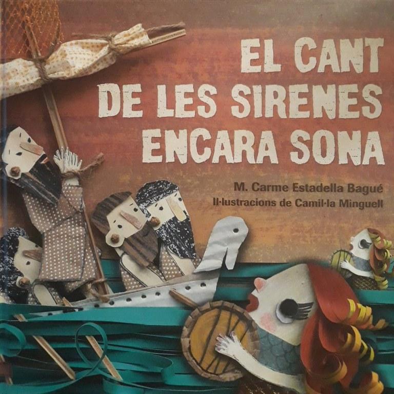 """TALLER INFANTIL · """"TOT ESCOLTANT EL CANT DE LES SIRENES..."""""""